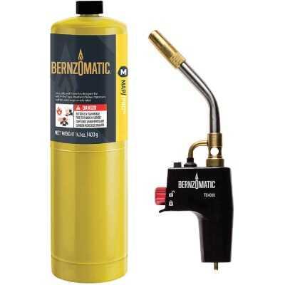 Bernzomatic MAP/PRO High Heat Torch Kit