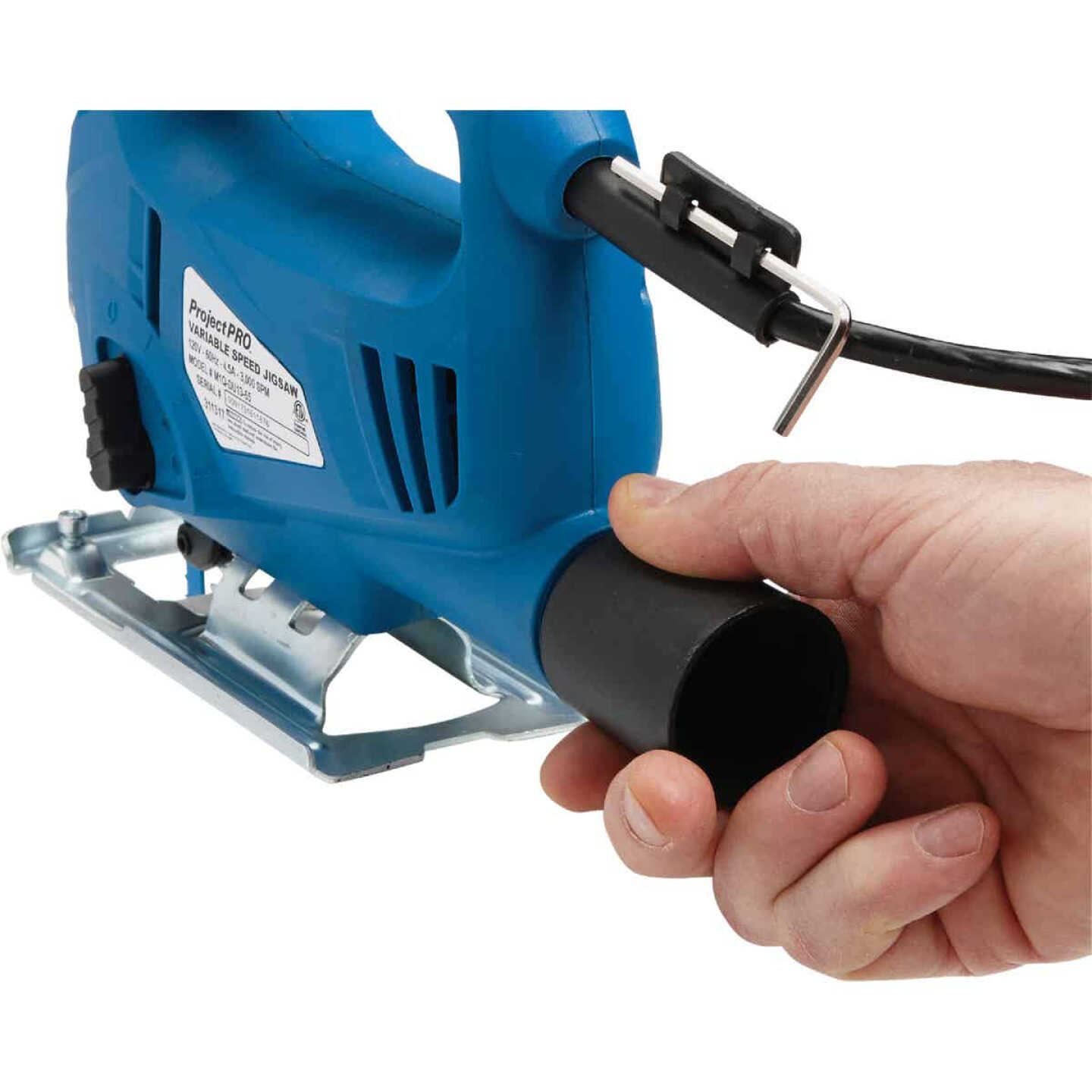 Project Pro 4.5A 0-3000 SPM Speed Jig Saw Image 11
