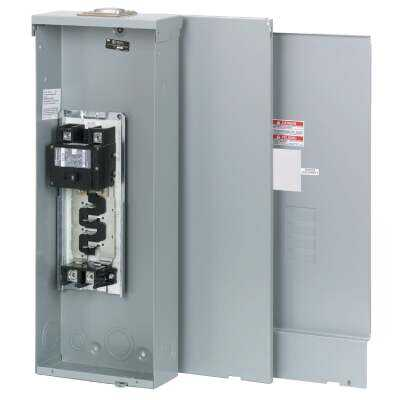 Eaton BR 200A 4-Space 8-Circuit Main Breaker Load Center