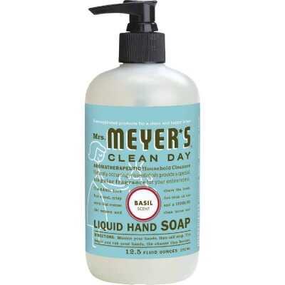 Mrs. Meyer's Clean Day 12.5 Oz. Basil Liquid Hand Soap